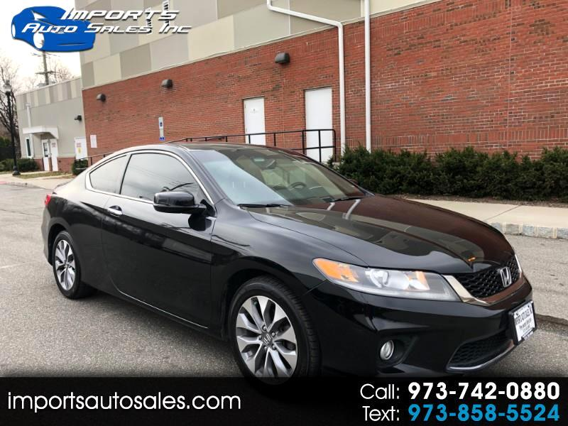 2013 Honda Accord Coupe For Sale >> Used 2013 Honda Accord Ex Coupe 6 Spd Mt For Sale In