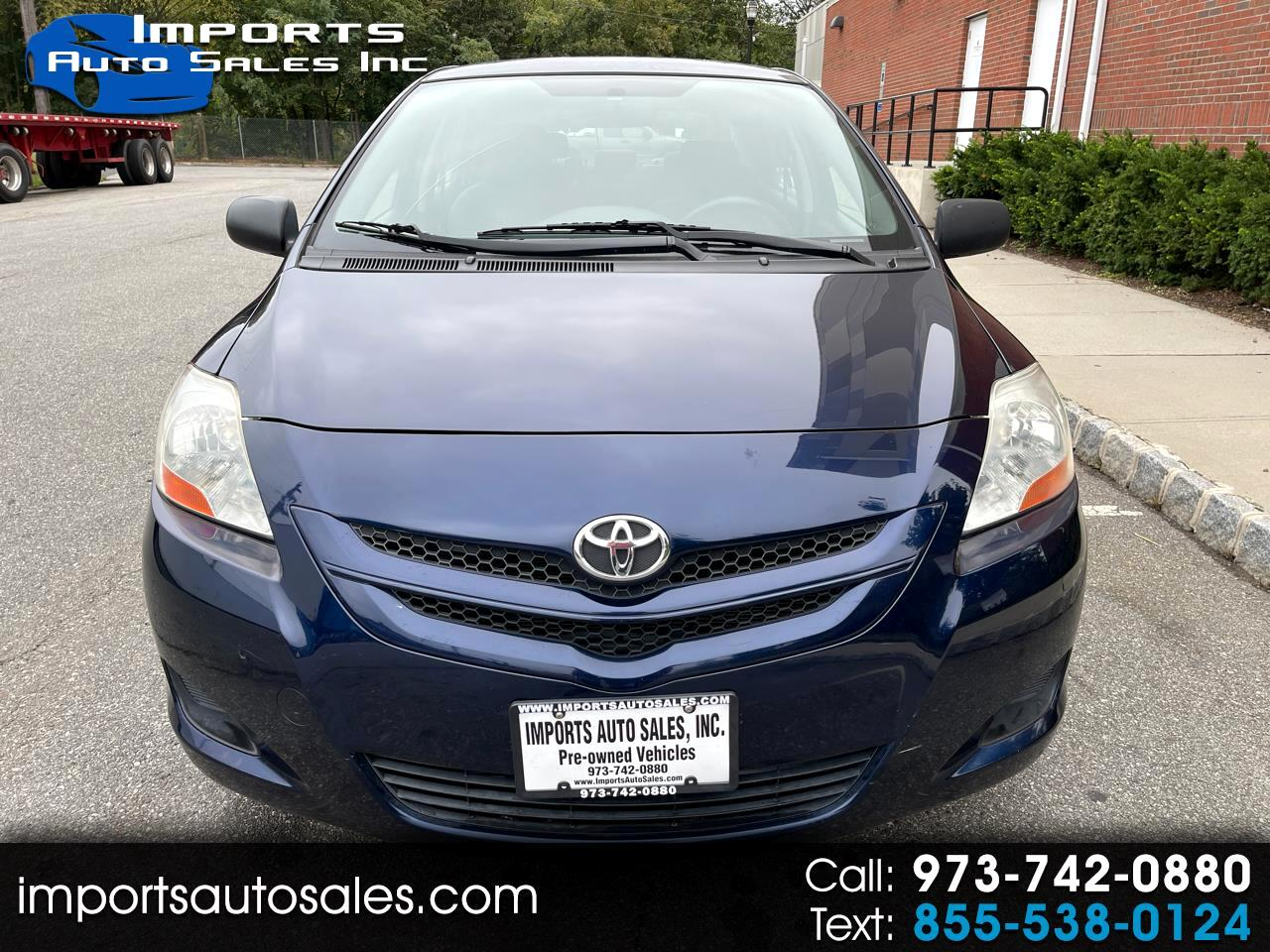 Toyota Yaris Sedan 2007