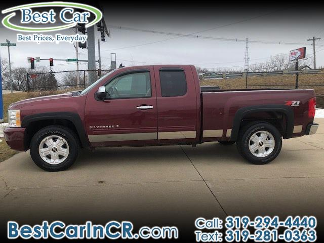 2009 Chevrolet Silverado 1500 LTZ Ext. Cab Long Box 4WD