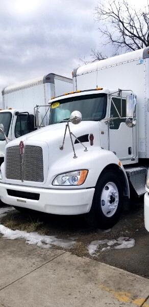 2012 Kenworth T3 Series
