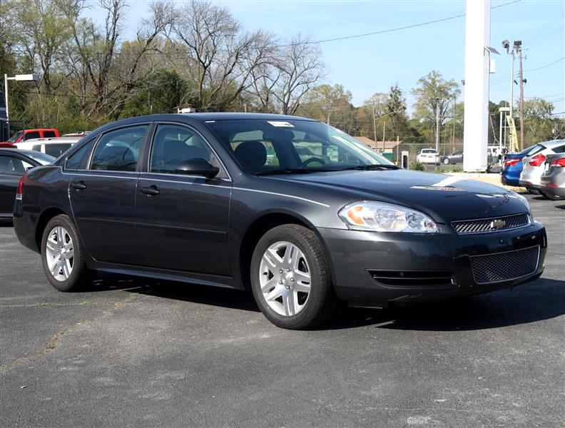 2016 Chevrolet Impala Limited LT Fleet