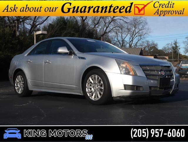 Cadillac CTS 3.0L Luxury AWD 2010