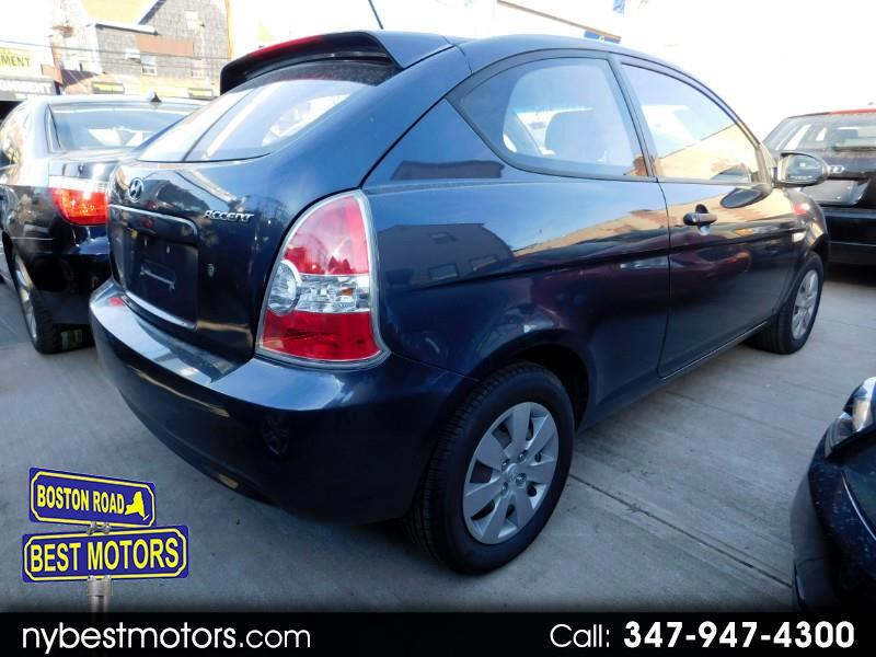 2008 Hyundai Accent GS 3-Door