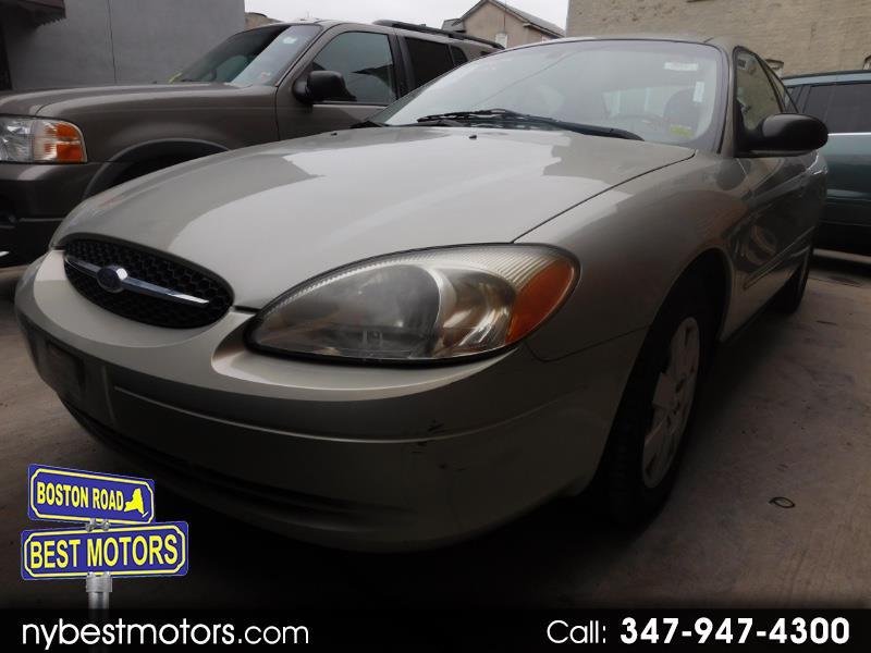 2003 Ford Taurus LX FFV