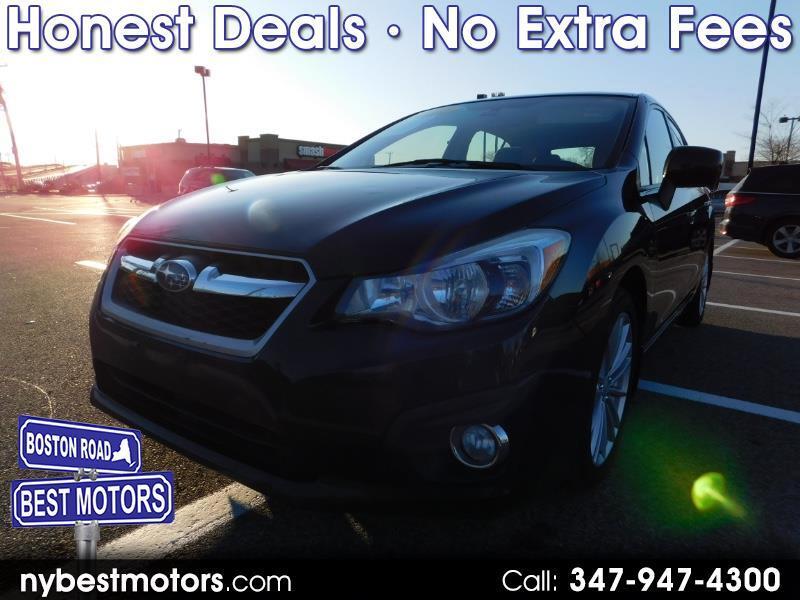 Subaru Impreza Premium Plus 5-Door+S/R 2013