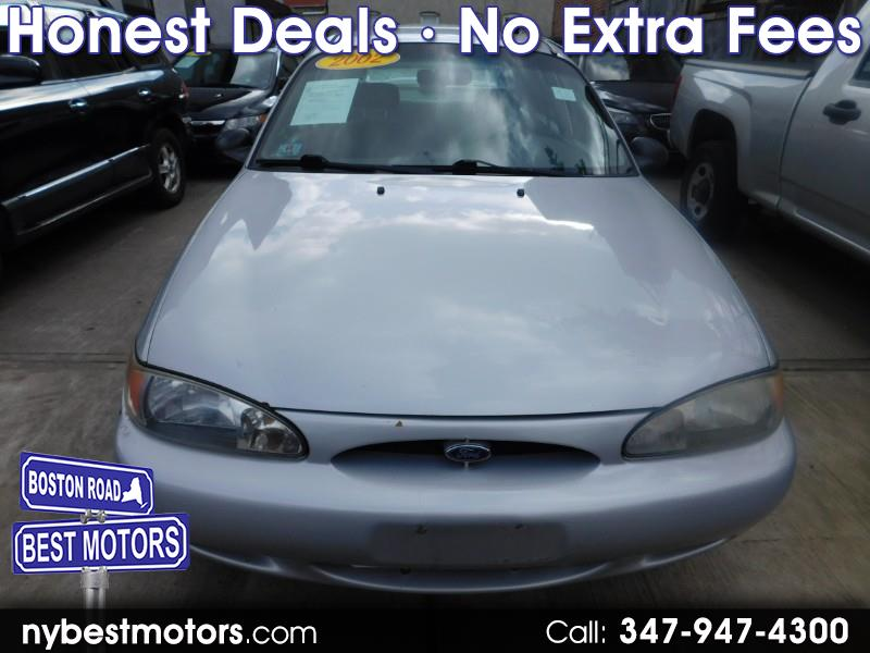Ford ZX2 Deluxe 2002