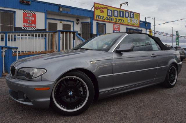 2004 BMW 3 Series 325Ci convertible