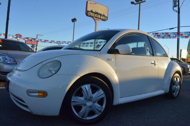 2003 Volkswagen New Beetle Coupe GL 2.0L