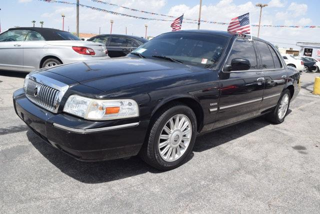Mercury Grand Marquis LS 2010