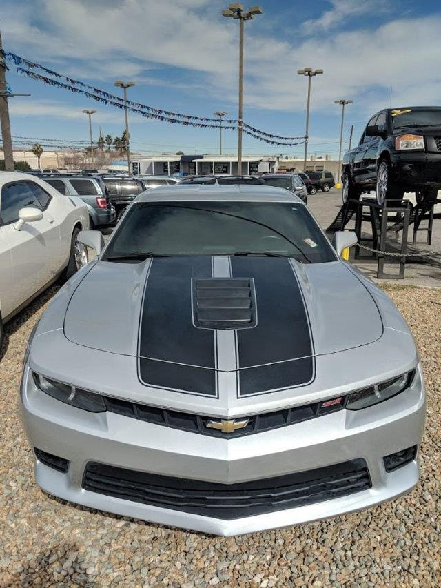 Chevrolet Camaro 2SS Coupe 2015