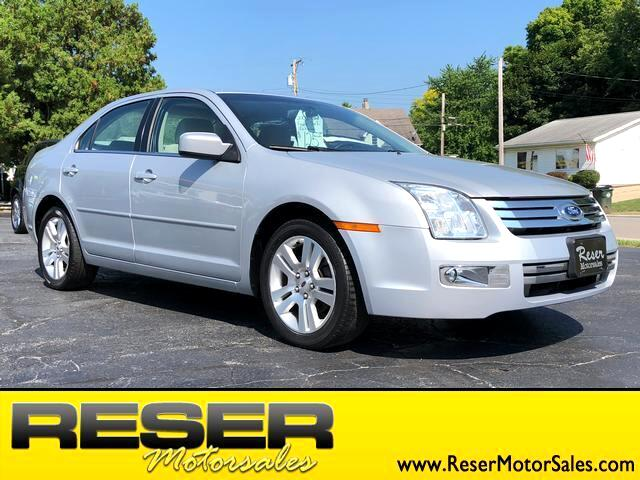 2006 Ford Fusion 4dr Sdn V6 SEL