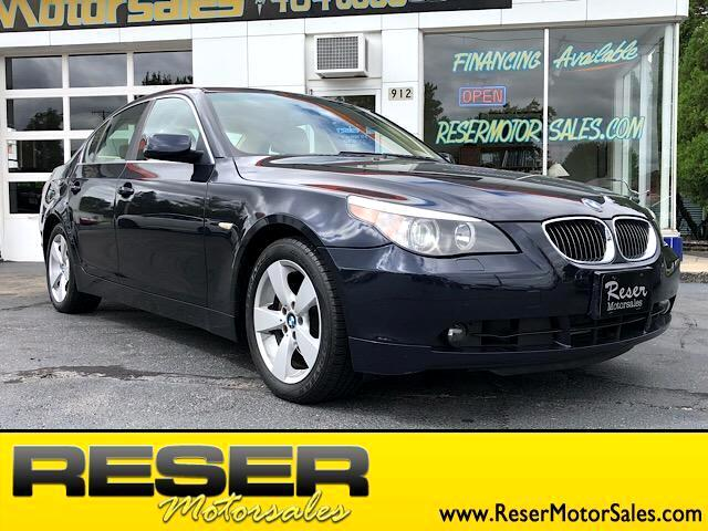 2007 BMW 5-Series 4dr Sdn 530xi AWD