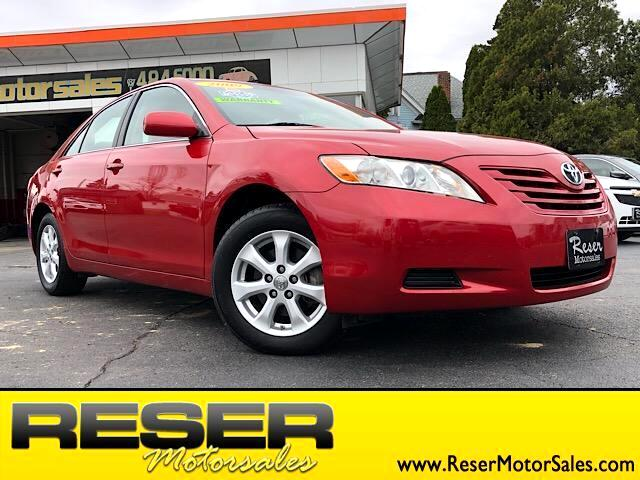 2009 Toyota Camry 4dr Sdn I4 Auto LE