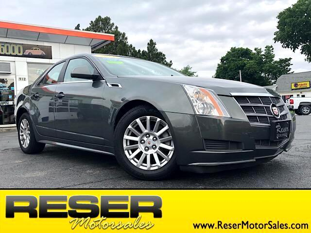 2011 Cadillac CTS 4dr Sdn 3.0L Luxury AWD