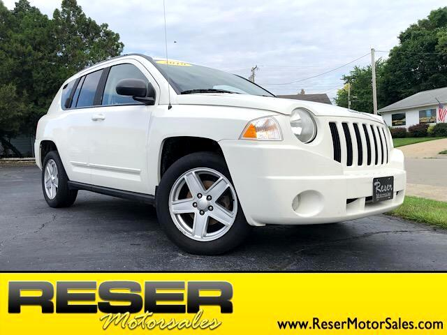 2010 Jeep Compass 4WD 4dr Sport