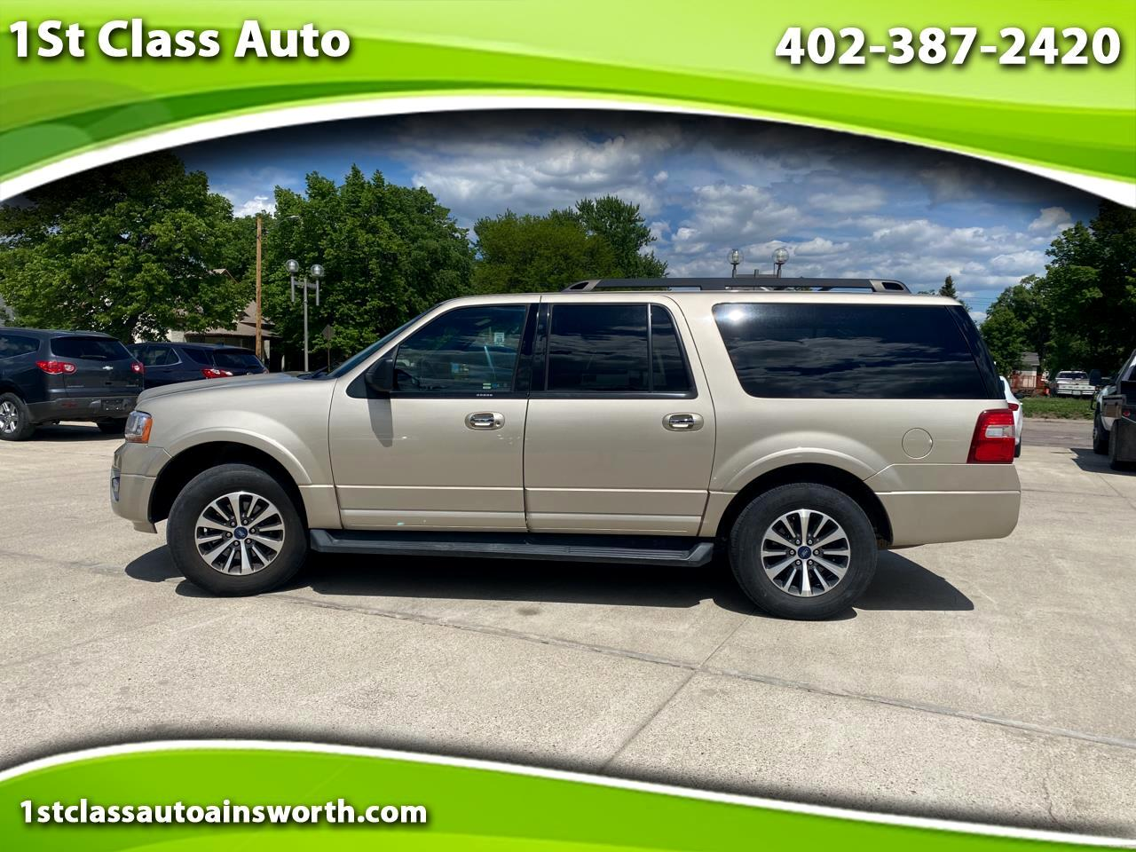Ford Expedition EL King Ranch 4x4 2017