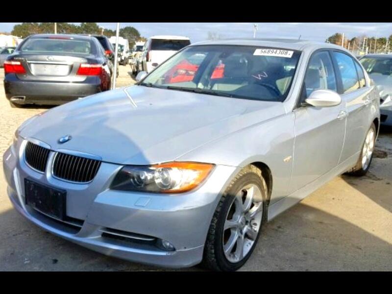 2008 BMW 3-Series 335xi