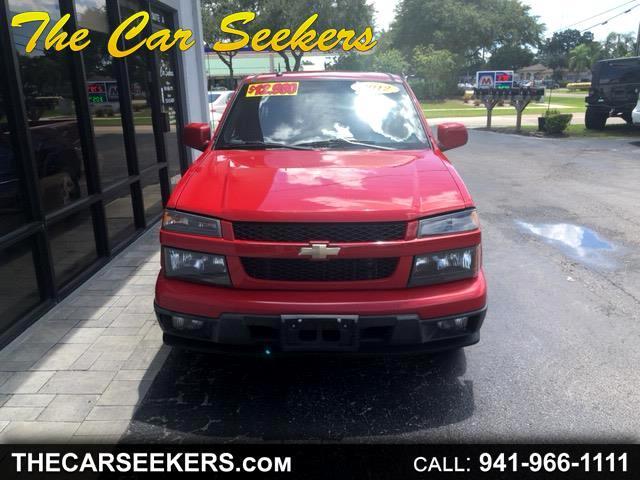 2012 Chevrolet Colorado 1LT 2WD