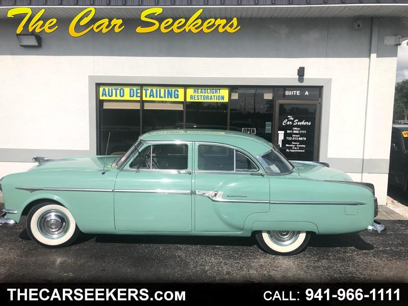 1953 Packard Clipper Base