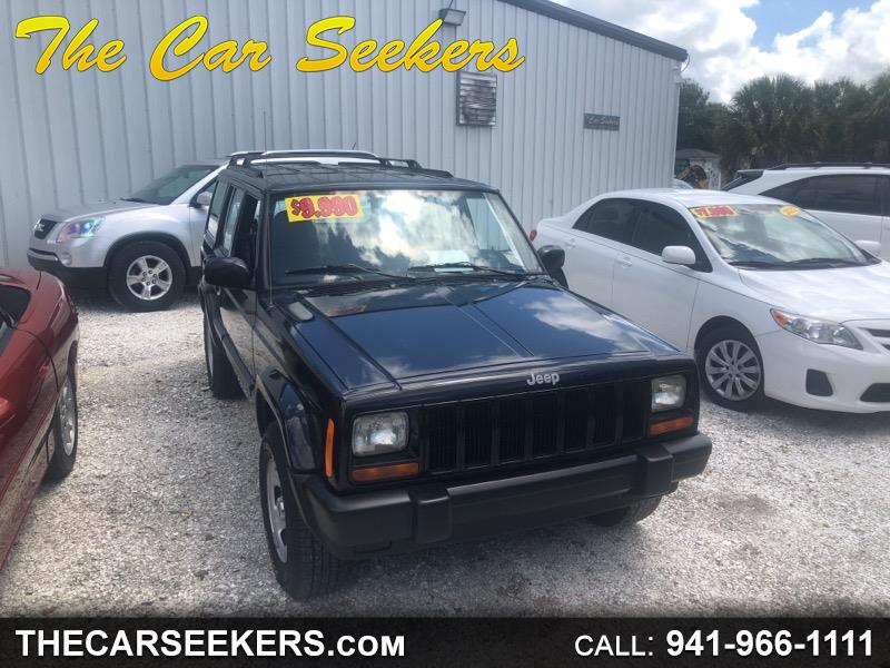 Jeep Cherokee 4dr Sport 4WD 1999