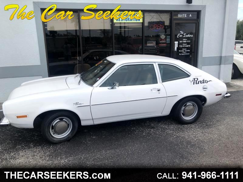 Ford Pinto 4dr Sdn Base 1973