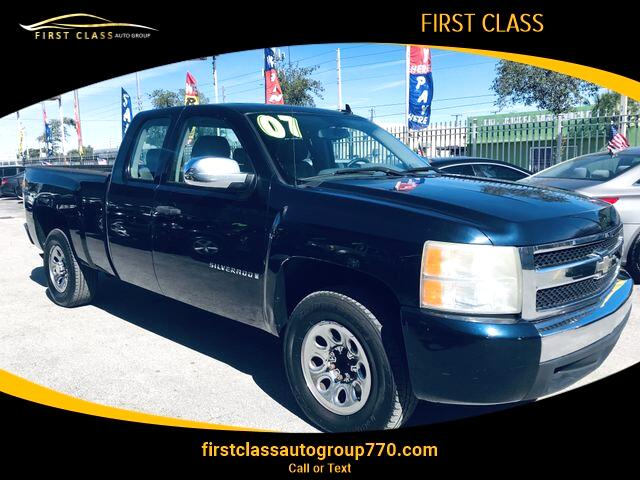 2008 Chevrolet Silverado 1500 Work Truck Ext. Cab Std. Box 2WD