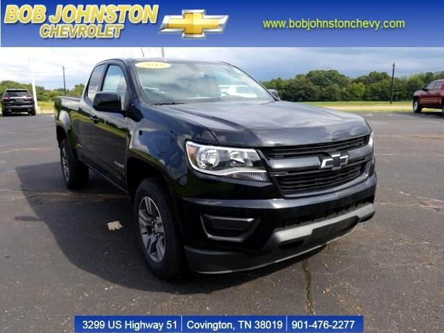 2018 Chevrolet Colorado Work Truck Ext. Cab 4WD