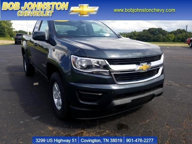 2018 Chevrolet Colorado Work Truck Ext. Cab 2WD