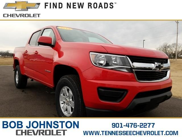 2019 Chevrolet Colorado Work Truck Crew Cab 2WD Long Box