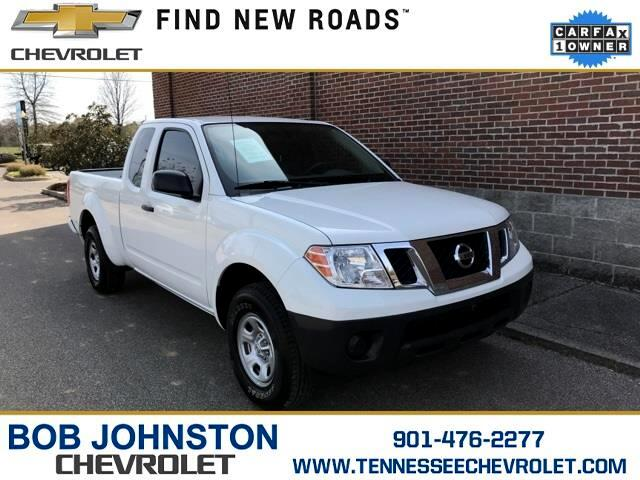 2018 Nissan Frontier S King Cab I4 5AT 2WD