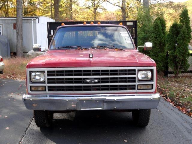 1989 Chevrolet R30 Reg. Cab 2WD diesel