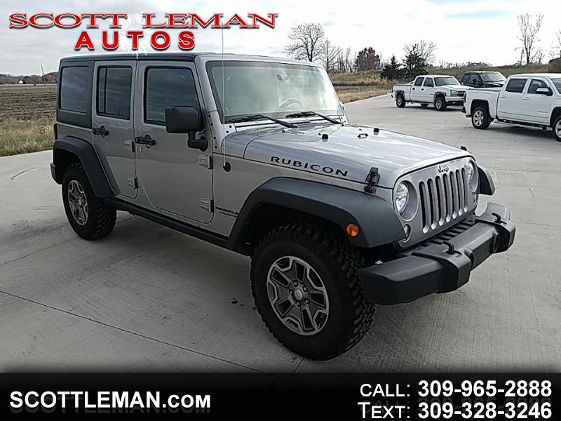 2014 Jeep Wrangler 4WD 4dr Unlimited Rubicon