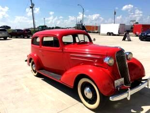 1936 Chevrolet Master Deluxe NoName