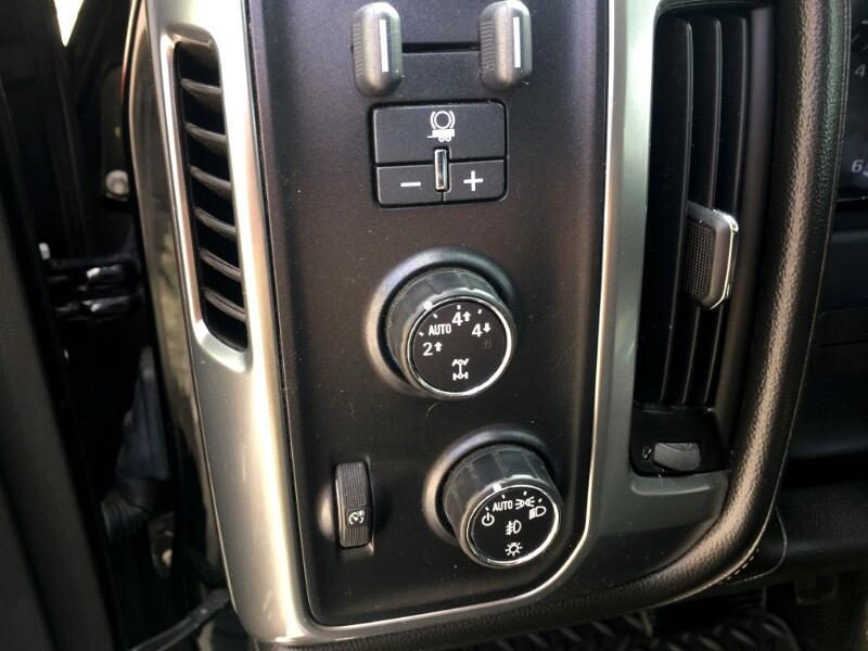 2014 Chevrolet Silverado 1500 LTZ Crew Cab 4WD