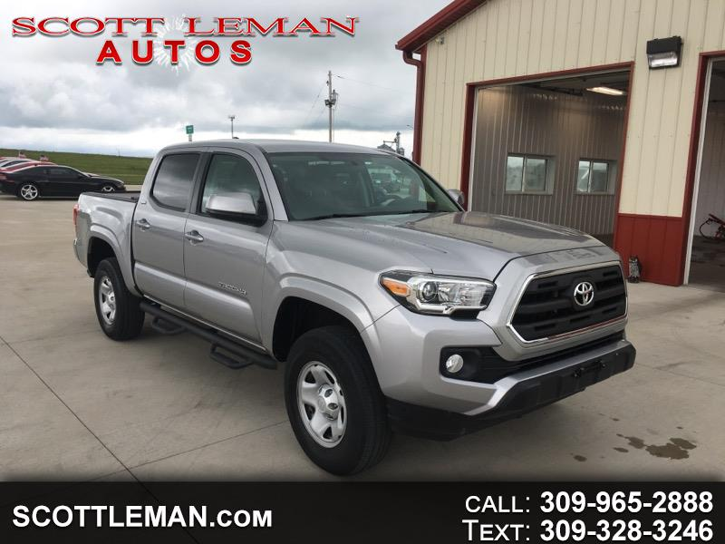Toyota Tacoma 2WD Double Cab LB V6 AT SR5 (Natl) 2016