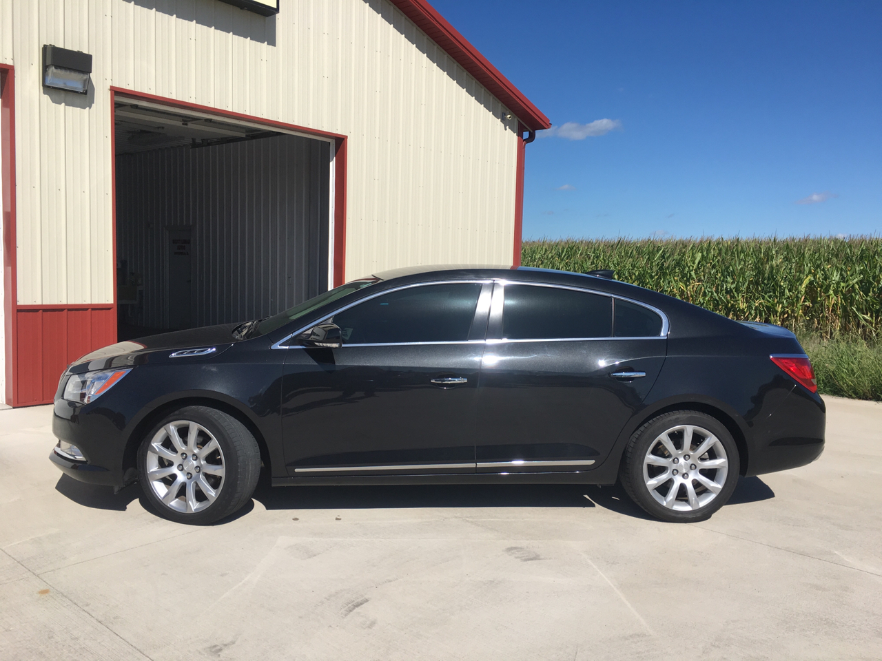 2015 Buick LaCrosse Premium Package 1, w/Leather