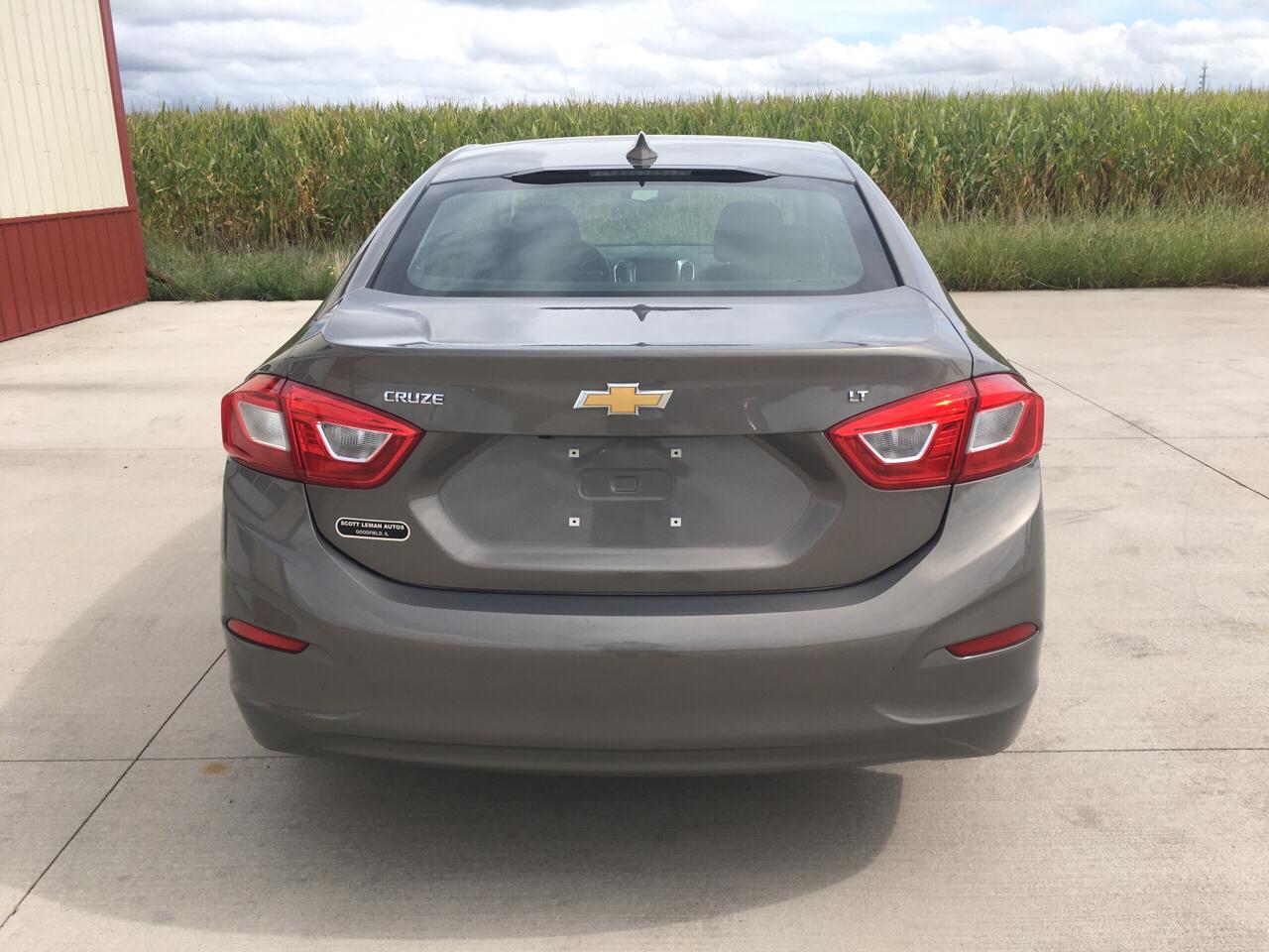 2017 Chevrolet Cruze 1LT Auto