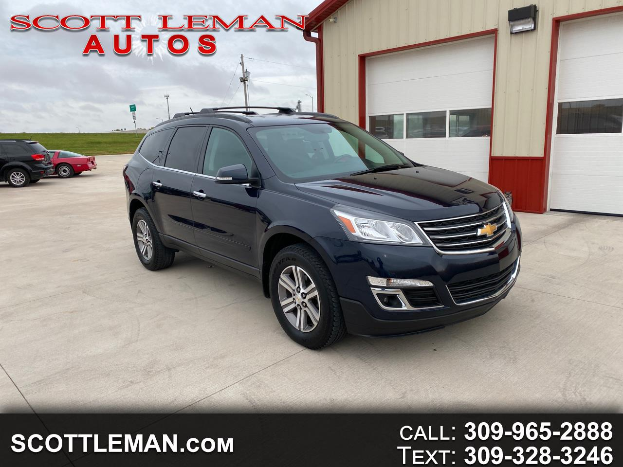 2017 Chevrolet Traverse 1LT FWD