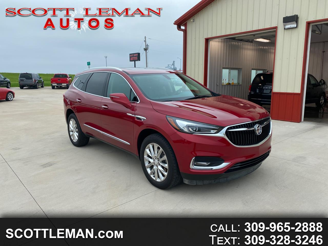 Buick Enclave Essence AWD 2019