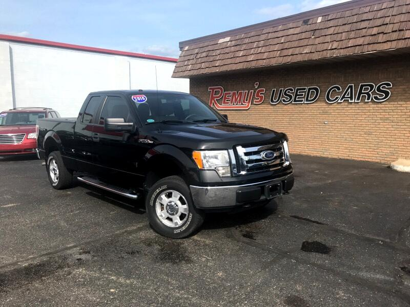 2010 Ford F-150 XLT SuperCab 8-ft. Bed 4WD
