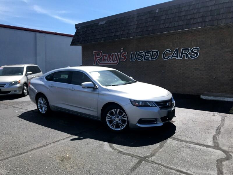 2014 Chevrolet IMPALA LT Base