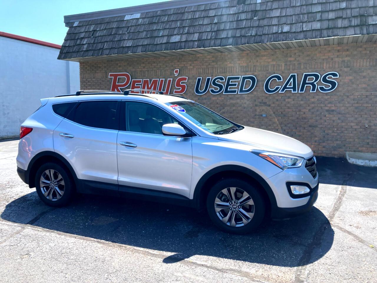 Hyundai Santa Fe AWD 4dr Sport 2013