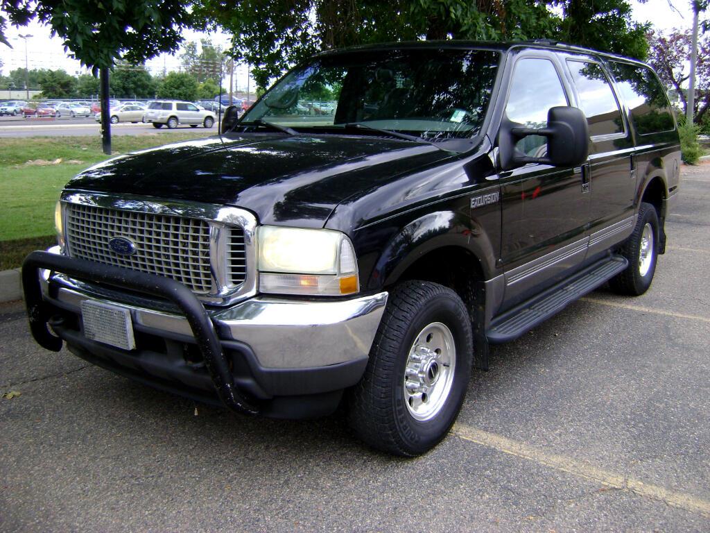 Used 2002 Ford Excursion In Denver Co Near 80221 1fmnu41sx2ea67305 Auto Com