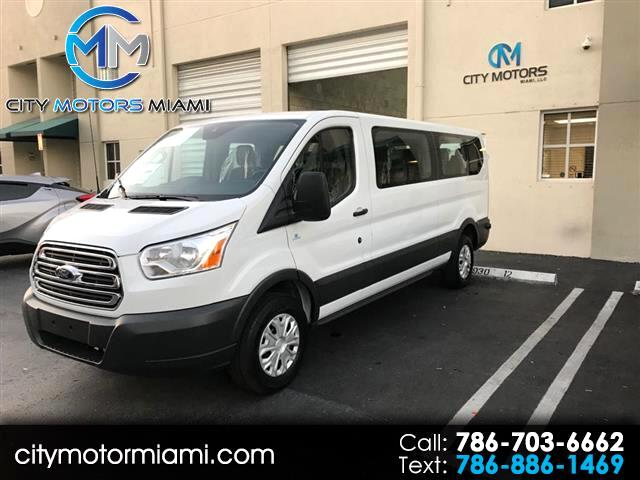 "2018 Ford Transit Passenger Wagon T-350 148"" Low Roof XL Swing-Out RH Dr"