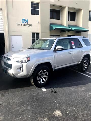 2018 Toyota 4Runner SR5 4WD (Natl)