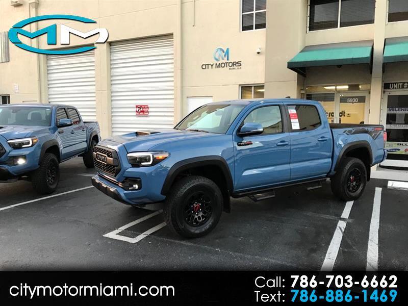 2018 Toyota Tacoma 4WD ACCESS CAB V6 M TRD PRO