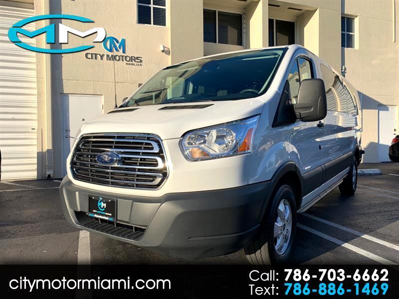 "2018 Ford Transit Passenger Wagon T-350 148"" Low Roof XL Sliding RH Dr"
