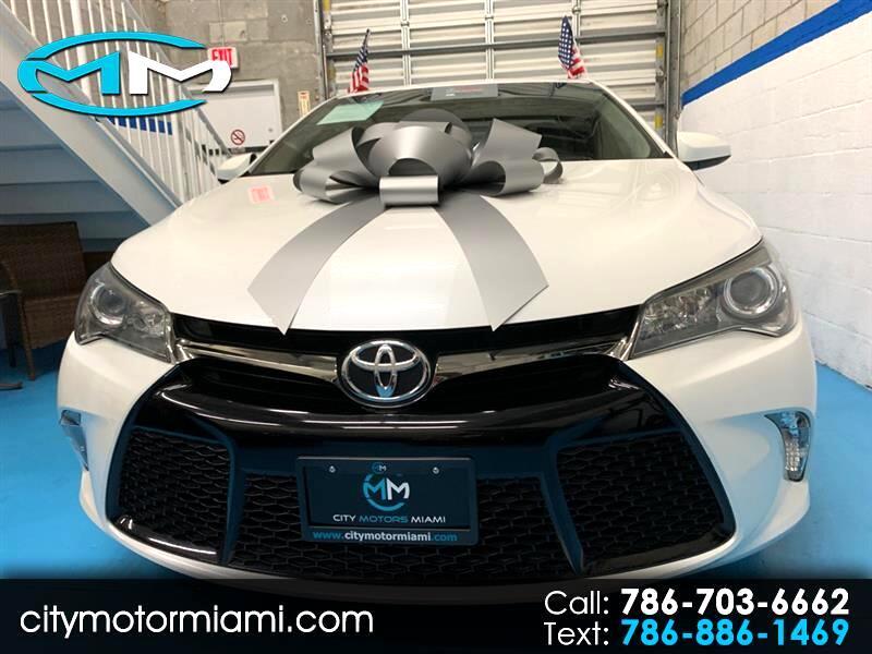 2016 Toyota Camry 2014.5 4dr Sdn I4 Auto SE Sport (Natl)