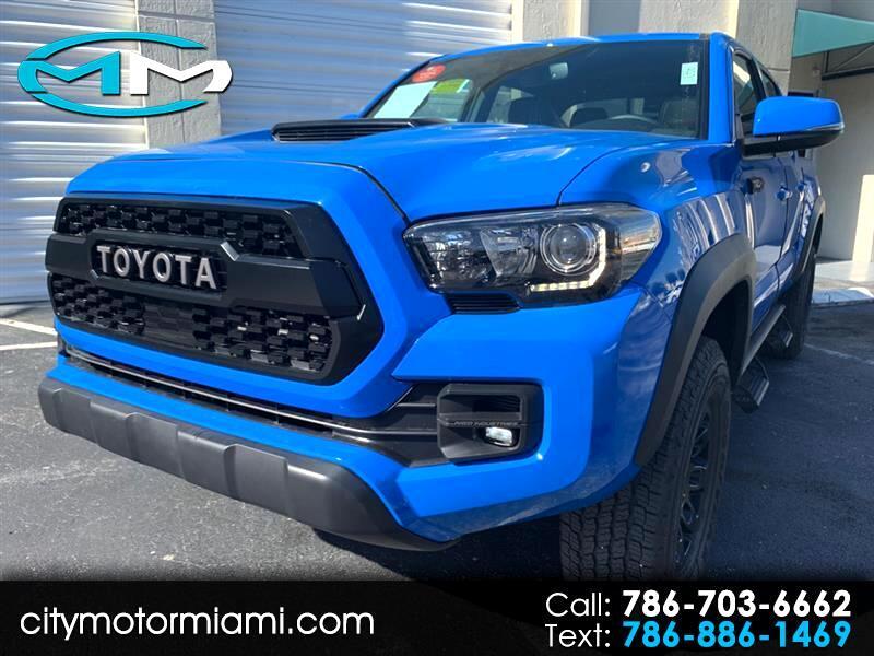 2019 Toyota Tacoma 4WD SR Double Cab 5' Bed V6 AT (Natl)
