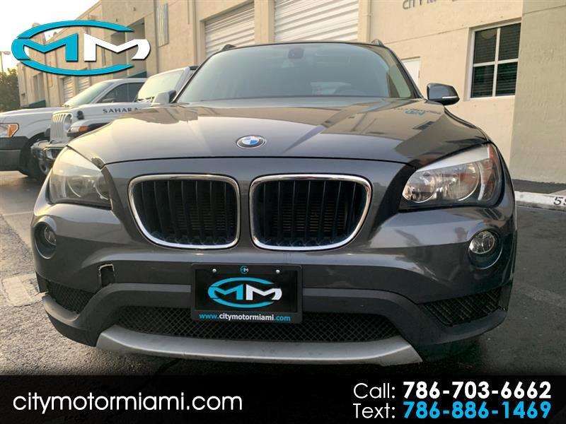 2013 BMW X1 RWD 4dr 28i